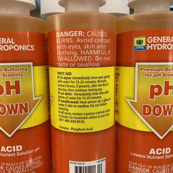 GH pH Down Pint