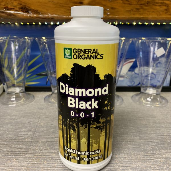 GO Diamond Black Quart