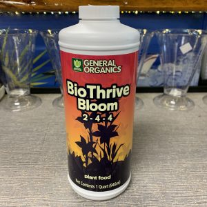 GO BioThrive Bloom Quart