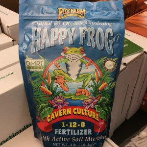 Happy Frog Cavern Culture Dry Fertilizer