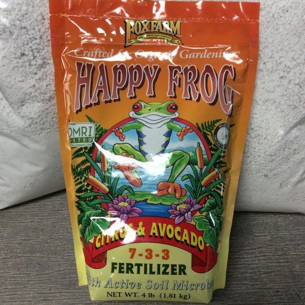 Happy Frog Citrus/Avocado Dry Fertilizer