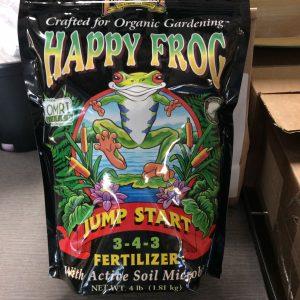 Happy Frog Jump Start Dry Fertilizer