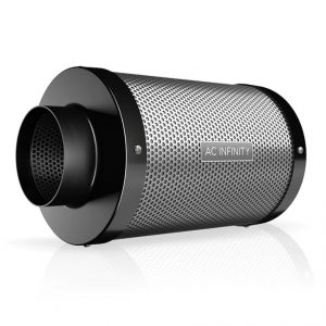 "AC Infinity 4"" Carbon Filter"