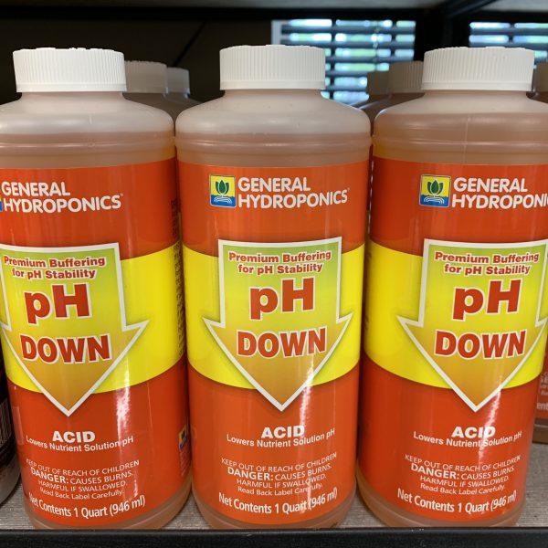 GH pH Down Quart