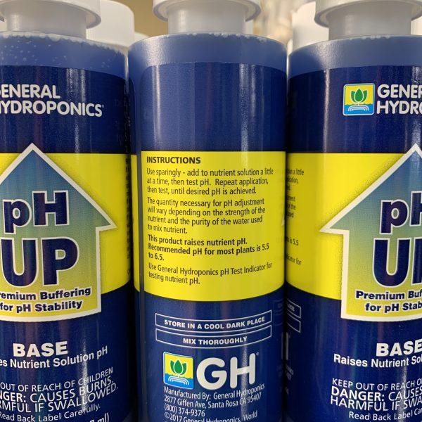 GH pH Up 8oz