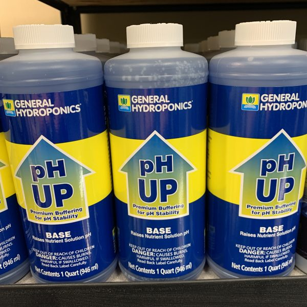 GH pH Up