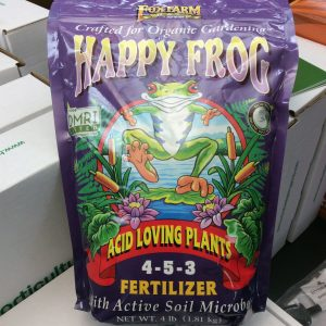 Happy Frog Acid Loving Plants Dry Fertilizer