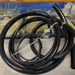 5' black tubing main