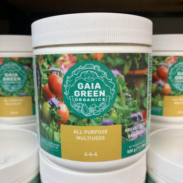 Gaia Green 4-4-4